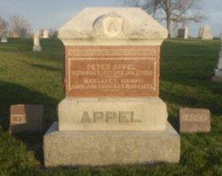 Margaret A. <i>Bacon</i> Appel