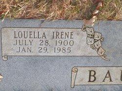 Louella Irene Baum