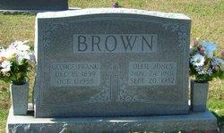 George Frank Brown