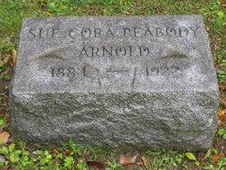 Sue Cora <i>Peabody</i> Arnold