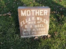 Ella <i>Wiler</i> Abel