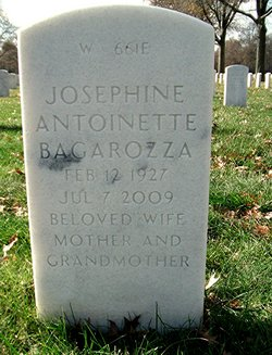Josephine Antoinette <i>Marino</i> Bagarozza