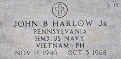 John Brayton Harlow, Jr