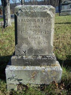 Erasmus Darwin Dyer