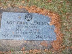 Roy Carl Carlson