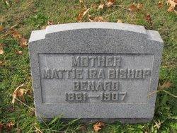 Mattie Ira <i>Bishop</i> Benard