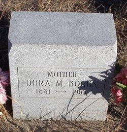 Dora Maude <i>Martin</i> Boggs