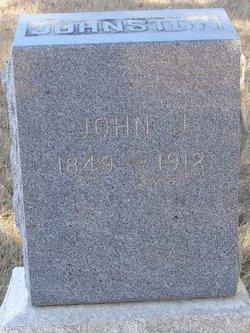 John J Johnston