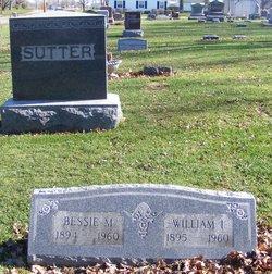 Bessie Mae <i>Tallon</i> Sutter