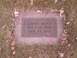 Leona Alice Anhorn