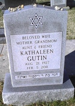 Mrs Kathaleen M. <i>Gipprick</i> Gutin