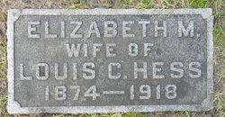 Elizabeth Mary Hess