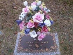 Iola Mae <i>Clinard</i> Black