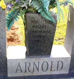 Analo <i>Tillotson</i> Arnold