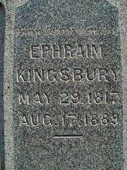 Ephraim Kingsbury