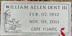 William Allen Tody Dent, III