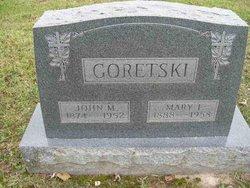 John M. Goretski