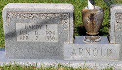 Hardy Lewis Arnold