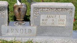 Annie Lee <i>Wooten</i> Arnold
