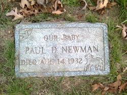 Paul D Newman