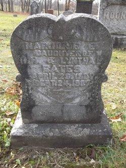 Marjorie E Bates
