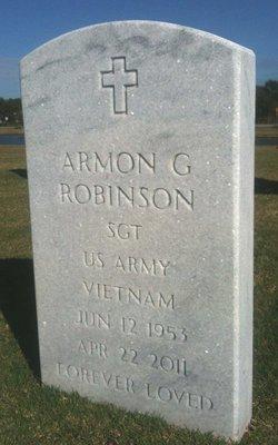 Armon Gregory Robinson