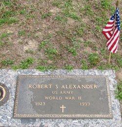 Robert Sloan Bob Alexander, Sr