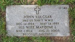 John Kulcsar