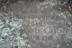 Bernard Coleman Adams