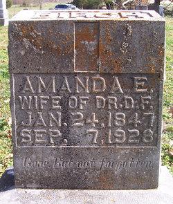 Amanda E <i>Moore</i> Birch
