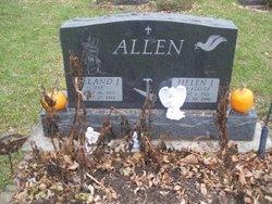Helen Jane <i>Klever</i> Allen