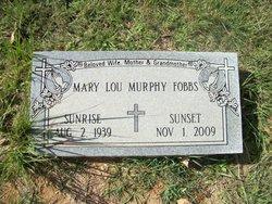 Mary Lou Fobbs