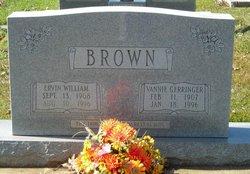 Ervin William Ervin Brown