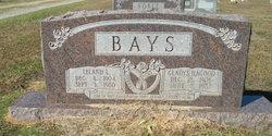 Gladys <i>Hagood</i> Bays