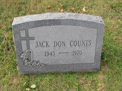 Jack Donald Don Counts