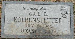Gail Elizabeth <i>Dent</i> Kolbenstetter