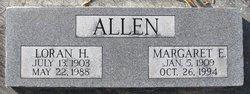 Margaret Ellen Allen