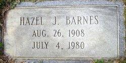 Hazel <i>Johnson</i> Barnes