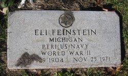 Eli Feinstein