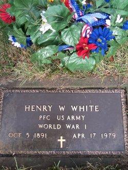 Henry William White