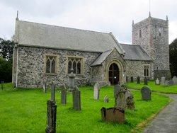 Sant Dogfan Parish Church Cemetery