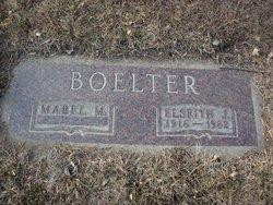 Elsrith J Boelter