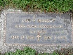 Leonard Joseph Leo Malloy