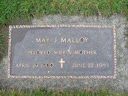 Agnes May Julie <i>Hardy</i> Malloy