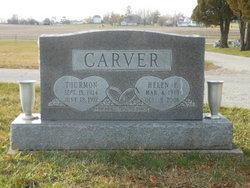 Helen Frances <i>Woomer</i> Carver