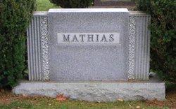 Maud Genevieve <i>Joullian</i> Mathias
