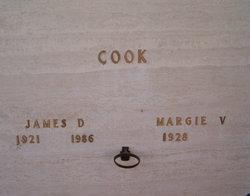 James D Cook