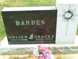 Grace E. <i>Jerred</i> Barden