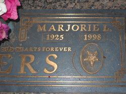 Marjorie Lee Avers