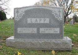 Emory Elleroy Lapp